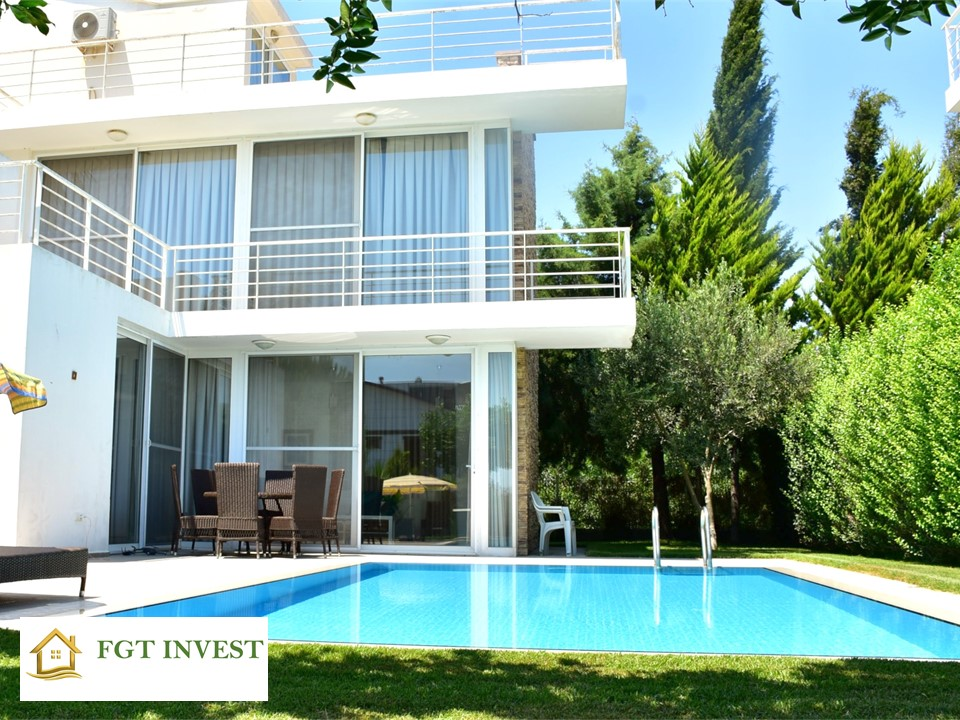 VILLA FERONIA FOR RENT IN BELEK