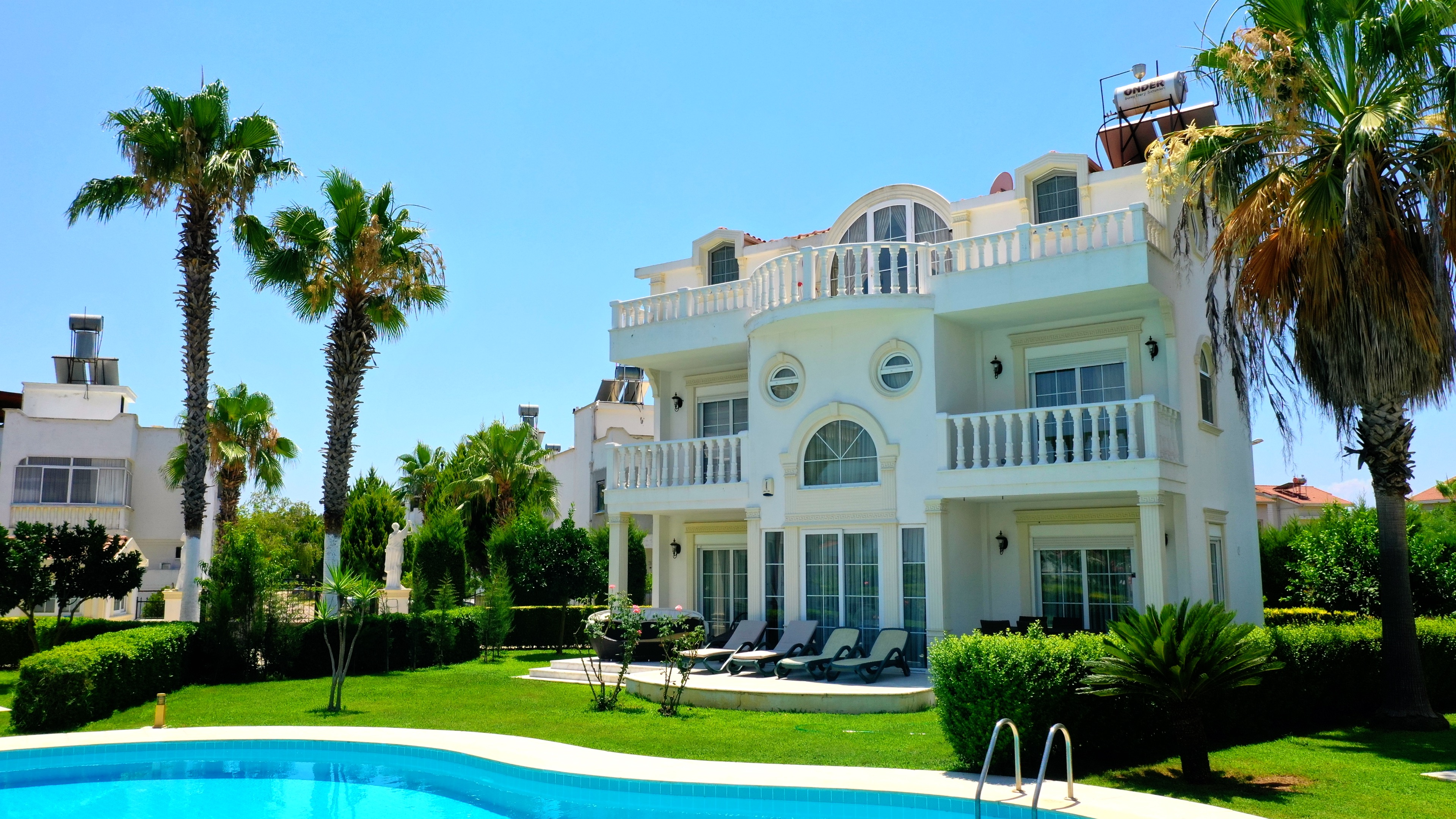 HELIOS 1 VILLA FOR RENT IN BELEK
