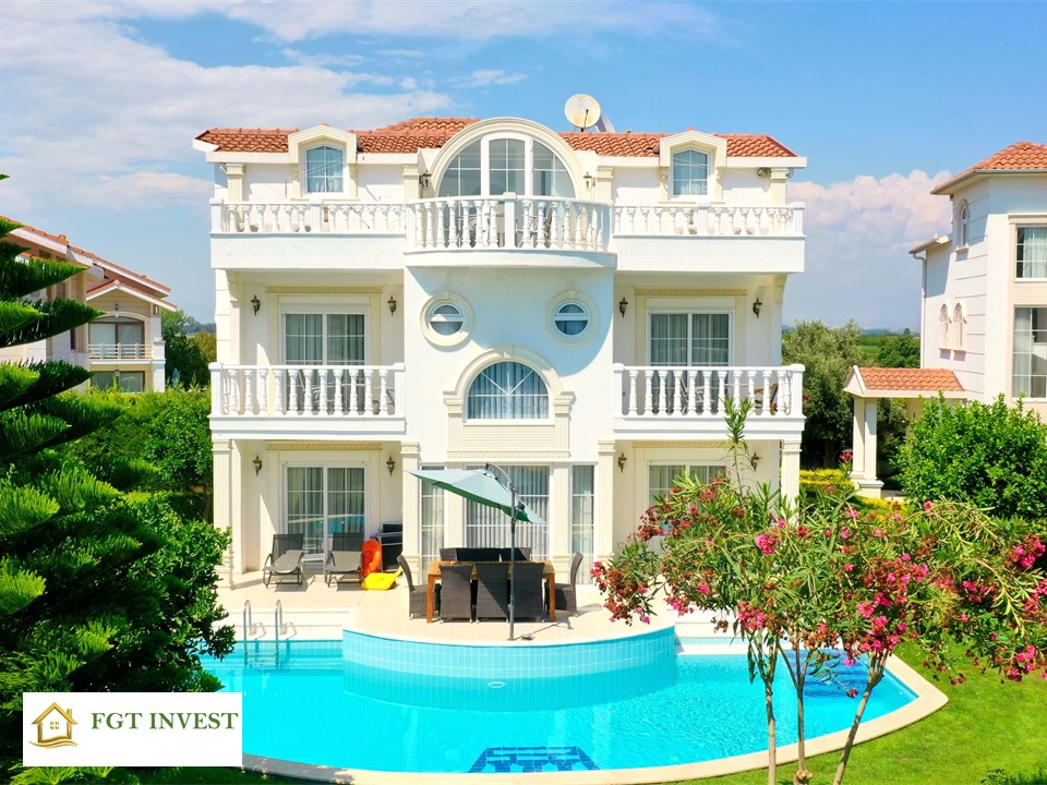HELIOS 6 VILLA FOR RENT IN BELEK