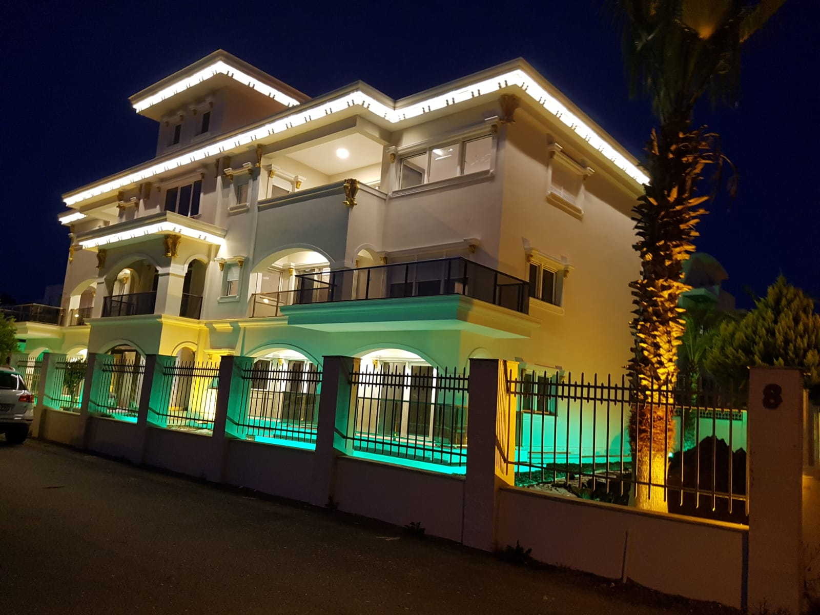 Doruk villa for sale in Belek